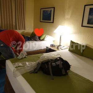 ヒロシーサイドホテル滞在記