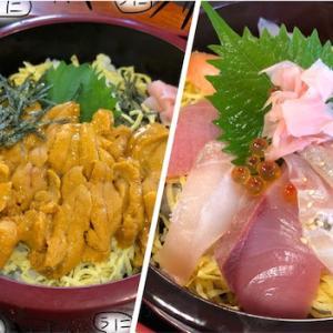 【鳥取 グルメ】境港で水揚げされた新鮮で美味しい海鮮丼★水木しげるロードの近くだよ★【お食事処かいがん】
