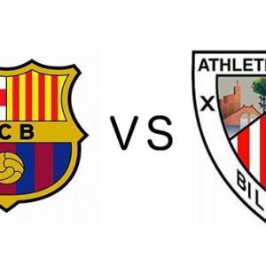 【サッカー速報】バルセロナ×アスレティック・ビルバオ戦を振り返る【リーガ・エスパニョーラ】