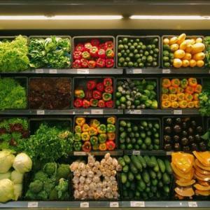 結局スーパーで食材を買う話