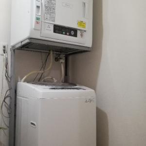 縦型洗濯機と衣類乾燥機を1年使用して