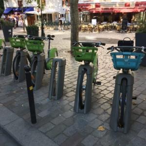 Vélibヴェリブでパリ観光!【アプリの使い方解説つき】
