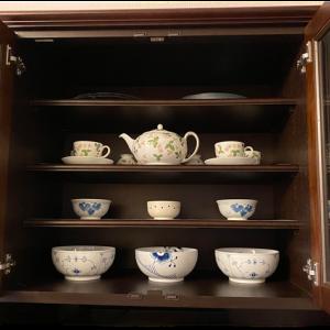 トライ&エラー ‐食器棚の見直し中‐