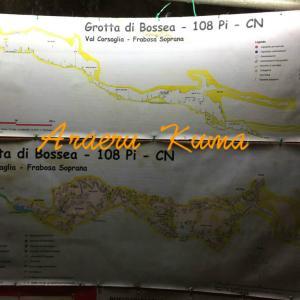イタリアで初の天然観光洞窟 グロッタ・ディ・ボッセア