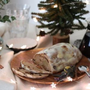 ドイツのクリスマスケーキ「シュトーレン」が間違いな件