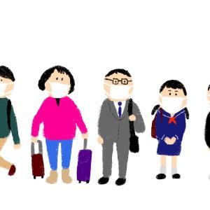 伊独での新型コロナウイルスと東日本大震災