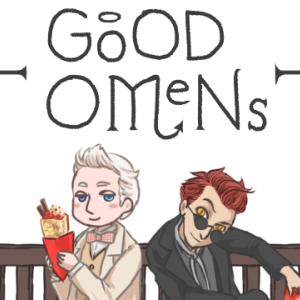 【感想】Good Omensは最高にハッピーな海外ドラマでした!