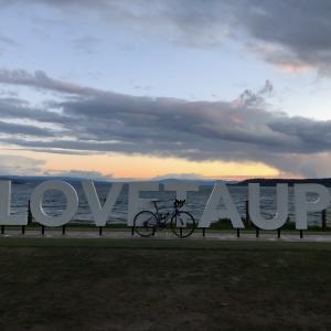 ニュージーランドでの最後のライド・・・極寒の中のタウポ湖一周【後編】