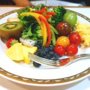 ホテルの朝食バイキングでダイエット(!?)