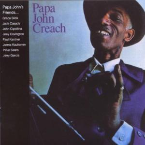 Papa John Creach・・・泣いてくれ