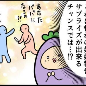 妊娠確定…!?⑤旦那氏に報告!!