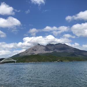 楽しむ自転車旅 ~桜島一周+錦江湾外周~ 感想