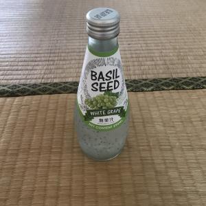 「BASIL SEED」は美味しい!&ダイエットにも良い!