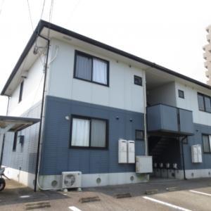【賃料値下げ】宮崎市 城ケ崎 2LDK 専用庭付き 賃貸アパート!!