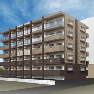 宮崎市 下北方町 3LDK 新築 2020年3月下旬~入居開始 オートロック 角部屋 賃貸マンション!!