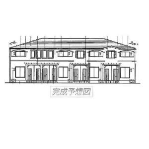 宮崎市 赤江 1LDK 新築 2021年1月下旬入居開始 インターネット無料 システムキッチン 設備充実 賃貸アパート!!