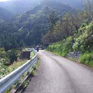 バイクでゆく玉置神社②