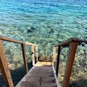 ダハブ最終日は海を見ながらゆったり。