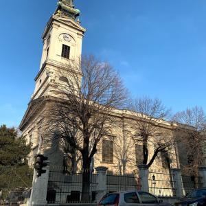 セルビアの教会に心奪われる。相棒とのお別れ。