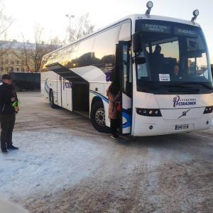 【フィンランド-スウェーデン】ロヴァニエミからストックホルムへバスでの行き方の解説!