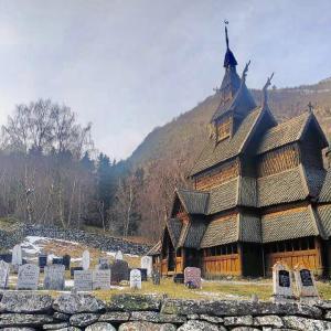 アナ雪「エルサのお城」のモデルは正直ガッカリ!? ノルウェーレンタカー旅最終日。