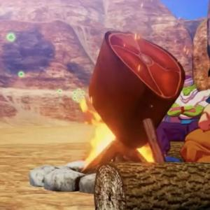 【画像】「ドラゴンボールZ KAKAROT」さん、ガチでゼルダの伝説BotWを超えてしまう