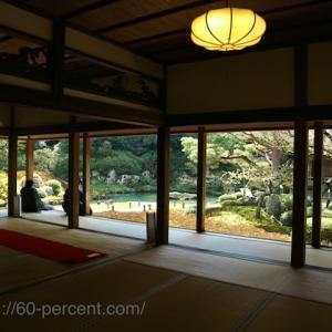 京都の庭園で癒される【青蓮院】高い格式を誇る凛とした寺院