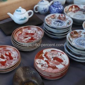四天王寺骨董市は毎月21日・22日。目利きへの道は果てしなく遠い