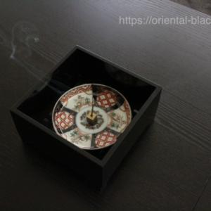 四天王寺骨董市で買ってきた800円のお皿。
