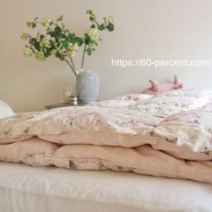 コインランドリーで羽毛布団を洗ってみた。高温乾燥でふわふわ復活か!?