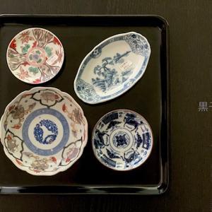 【東寺がらくた市】全て1000円以内で買ってきた骨董の可愛いお皿