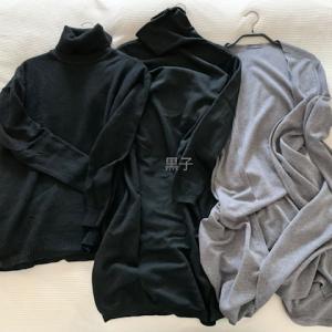 【2021/1月】処分したものは韓国で買ってきた服