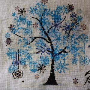 四季刺繍。