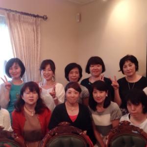 焼津・起業女性ランチ会