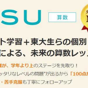 RISU(リス)算数のタブレットが発達凸凹息子の所にやってきた:体験記[PR]