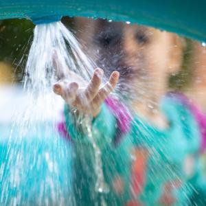 発達凸凹息子:水に濡れることが苦手だった幼少期。触覚過敏?