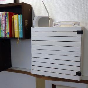DIY:すのこでモデムやルーターを隠す棚を作ったよ