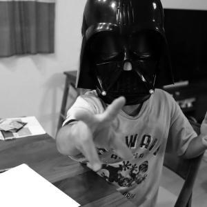 ハロウィンに気合が入りすぎている小2息子:今年の仮装はどうする?