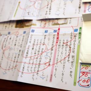 【進研ゼミ】小2テストで満点が続くように!チャレンジ紙バージョンありがとう