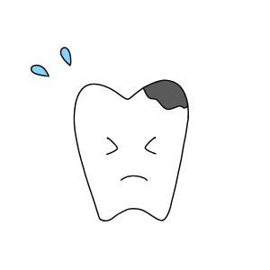 小3息子の初めての虫歯に、母叫ぶ