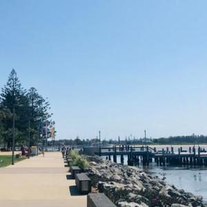 ポートマッコリーに行ったら、海沿いユニークな防波堤アートがおすすめ!【オーストラリア観光】