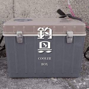クーラーボックスの色を塗り替え!釣り・キャンプ用に塗装してみた【DIY】
