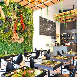 【食レポ】花カフェ ブルーミーズ(山形市江俣)|花と緑に囲まれたくつろぎカフェ