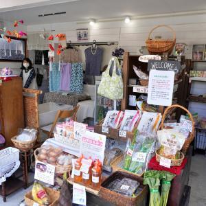 【お店レポ】プチマルシェ月星堂(山形市薬師町)|3日間営業の小さな市場
