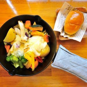 【食レポ】カフェラボ(新庄市金沢) ラクレットチーズを使ったメニューが人気のお店