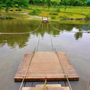 【体験レポ】弓張平公園(山形県西川町)|キャンプ場から子ども広場まである大型公園