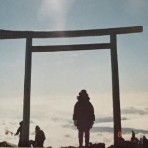 富士登山と断捨離トレーナー講習