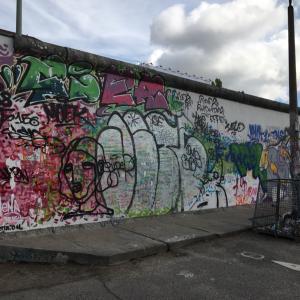 ベルリンの壁にも断捨離が当てはまる