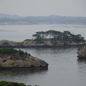 宮城県「日本三景・松島」激混みでしたが、根性で写しました。。。( -_[◎]oパチリ。