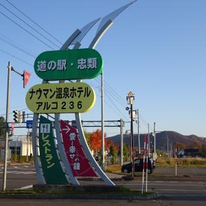 「ナウマン温泉ホテル・アルコ・236」幻の軽キャンを発見です。(。p゚ω゚q。)
